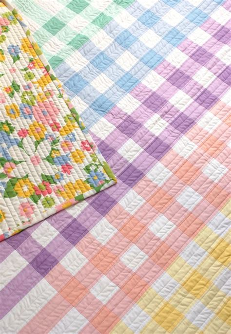 Gingham Quilt by 17 Best Ideas About Gingham Quilt On Beginner