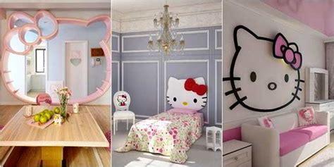 wallpaper hello kitty untuk di kamar 23 desain wallpaper kamar hello kitty sederhana anak