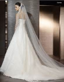 long wedding veil 5 on eweddinginspiration