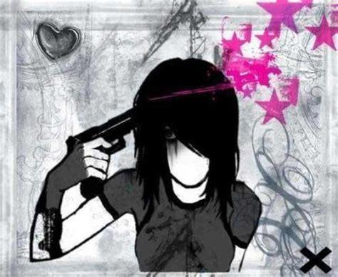 Imagenes Suicidas De Emos | im 225 genes de emos para facebook facebook gratis