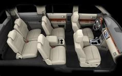 car manuals free online 2007 ford freestyle interior lighting ford flex review and photos