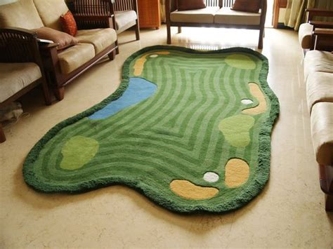 golf rugs golf at home and rugs on