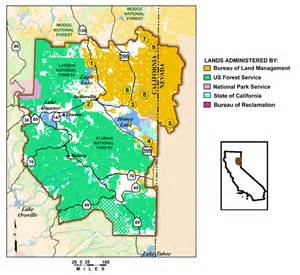 forest service maps california blm lands in map california map travel