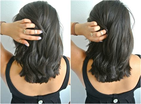 backs of hairstyles long bob hairstyles back view hairstyle ideas magazine