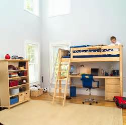 Bunk Bed With Desk Ikea Bedroom Inspiring Loft Bunk Bed With Desk Ideas For Modern Boys Bedroom Furniture Bunk Bed