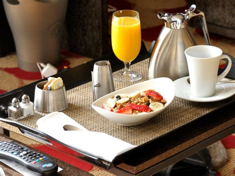 hotels with room service has the whole point of staying at a luxury hotel business insider