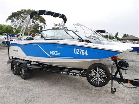 mastercraft boats melbourne mastercraft nxt20 wake boat jv marine melbourne