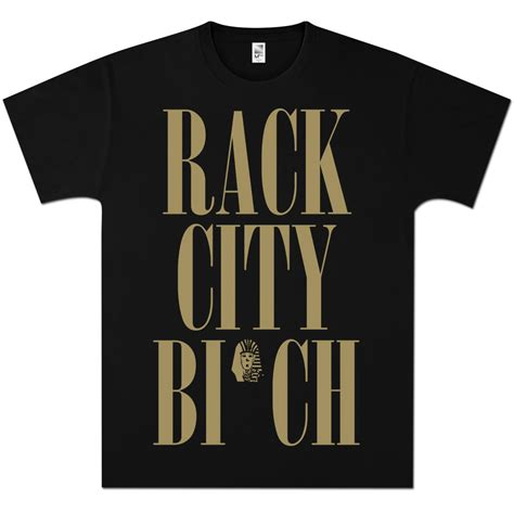 Rack City Tyga by Tyga Rack City T Shirt Shop The Bravado Superstore