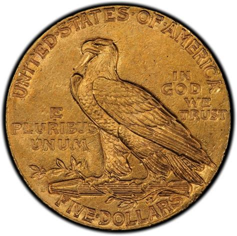 1913 indian head 5 half eagle values and prices past sales coinvalues com