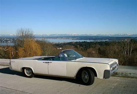 63 lincoln continental convertible 1963 lincoln continental convertible