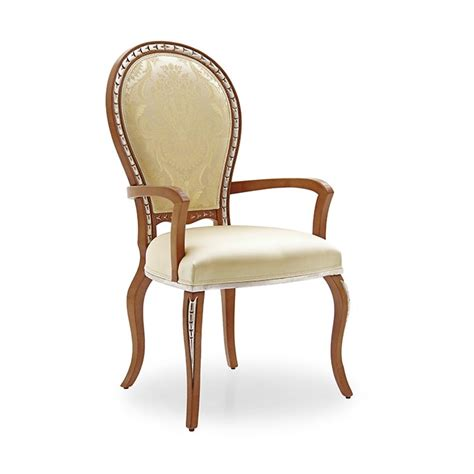 classic armchair styles classic style small armchair made of wood claudia 403