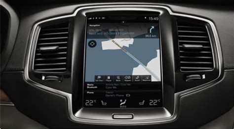 volvo xc navi application ihu  volvo parts