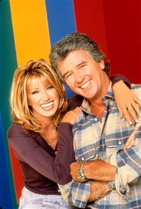 patrick duffy and suzanne somers suzanne somers with patrick duffy step by step still