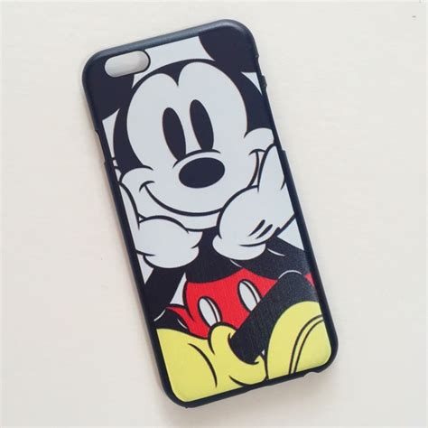 Casing Mickey Mouse Iphone 6 6s 7 7s 7 7s accessories mickey mouse iphone 66s phone poshmark