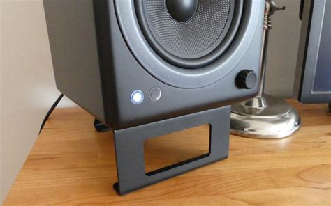 desk mount speaker stands