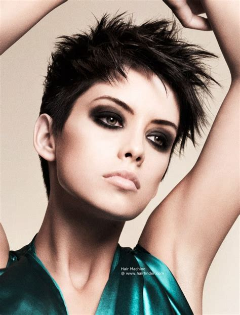 Different Types of Short Choppy Hairstyles : Simple Hairstyle Ideas For Women and Man   Unique