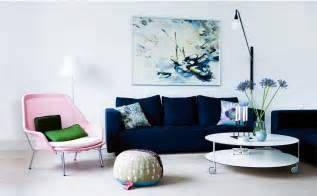 blue sofa living room ideas 21 different style to decorate home with blue velvet sofa