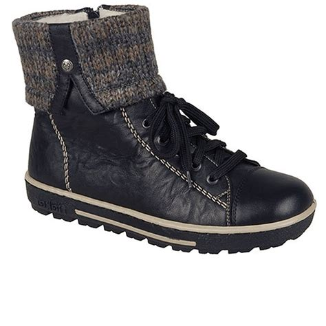 rieker finer women s casual ankle boots charles clinkard