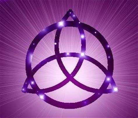 imagenes simbolos wicca purple triquetra david talbot flickr