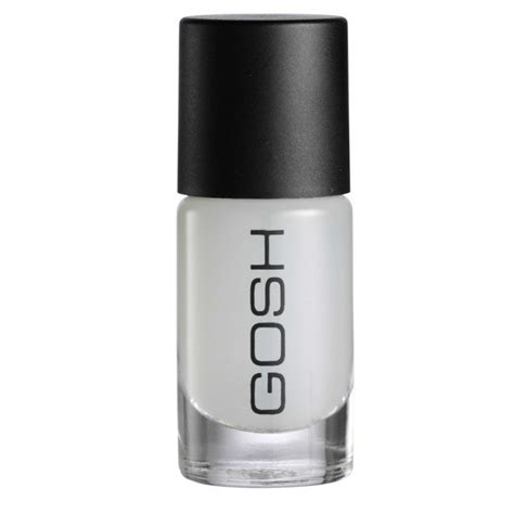 Gosh Nagellak by Gosh Nail Lacquer 600 Matt Effect Top Coat 8 Ml 35 95 Kr