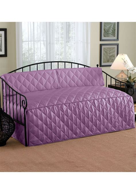 daybed slipcovers quilted daybed cover teen rooms pinterest