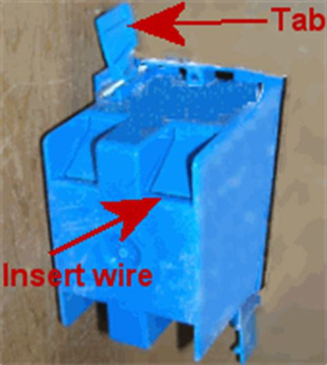install electrical box in existing drywall install free