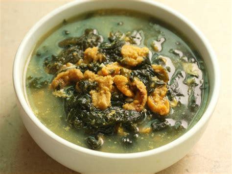 Korean Myeok Rumput Laut Korea sup rumput laut hidangan ulang tahun khas korea yang