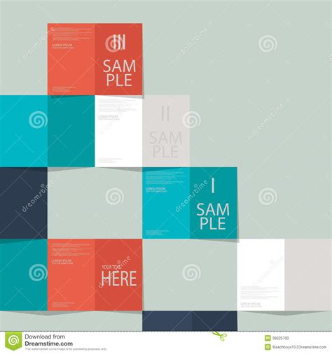 layout design z paper layout design vector stock vector image 39225700