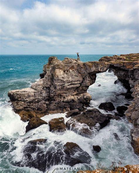 Road Trip In Bulgaria Black Sea Coast Beaches Rocky On The
