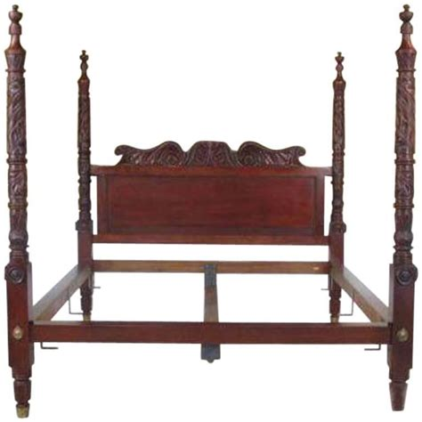 ralph lauren quot westminster quot king size bed for sale at 1stdibs