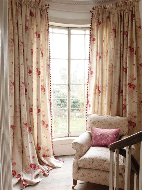 how to make ruffle top curtains vintage room sets 5 kate forman