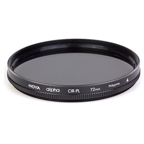 Hoya Filter Cir Pl Alpha 62mm Original hoya 49mm alpha circular polarizer f end 6 1 2020 11 56 pm