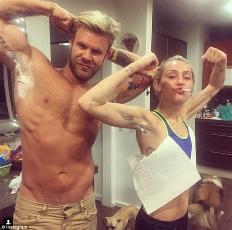 woman with the longest latino pubic hair puts it on display miley cyrus shares snap of her puffing on a joint in