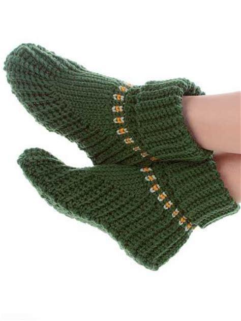 crochet socks pattern pinterest 76 mejores im 225 genes sobre medias crochet en pinterest
