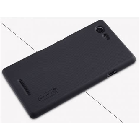 nillkin frosted shield matte cover for sony xperia e3 dual d2203 d2206 free