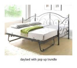 Furniture Daybed With Pop Up Trundle 13 Daybed With Pop Up Trundle Ideas Home And House