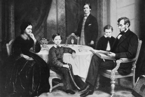 when did abraham lincoln get married abraham lincoln sons and family