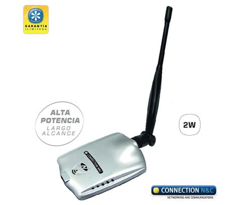 Antena Wifi Id antena wifi connection n c usb 150mb alta ganancia rt3070