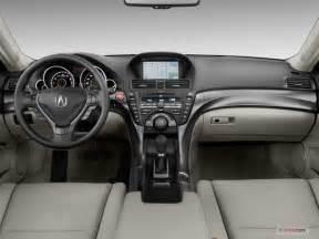 Acura Tl 2009 Interior 2009 Acura Tl Interior U S News World Report