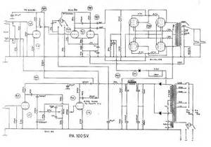 pa amp wiring diagram amp free printable wiring diagrams