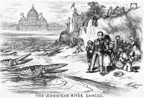 thomas nast cartoons catholic league