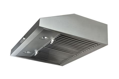 Stainless Steel 30 Quot Range Cabinet Kitchen Fan