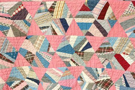 Vintage Quilts Sentimental Baby Vintage Rag Scrap Quilt