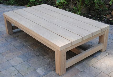 best wood for outdoor table wood teak outdoor coffee table the best wood furniture