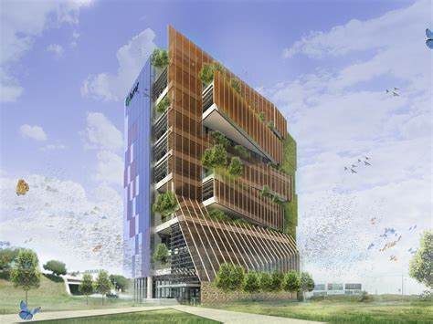 eco friendly architecture spain is wrapping its buildings to save energy