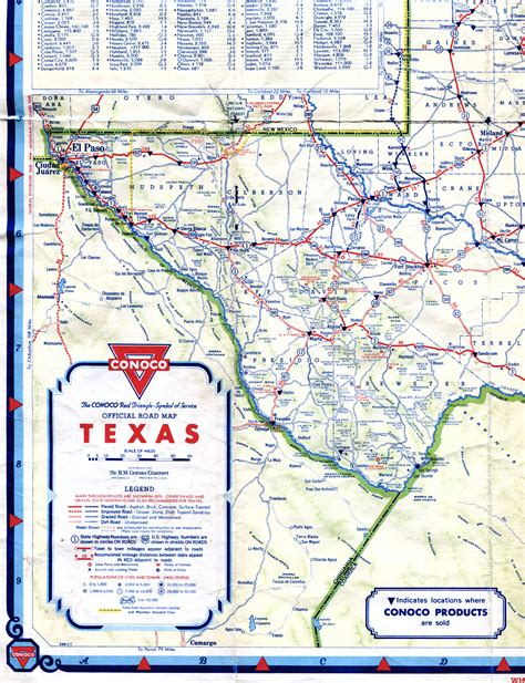 west texas maps large map of west texas pictures to pin on pinsdaddy