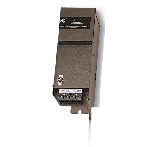 what is a landscape lighting transformer kichler multi tap 600 watt transformer for landscape lights 15m600azt destination lighting