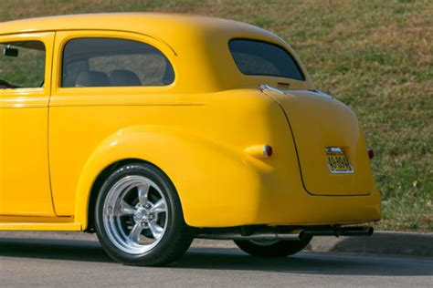 1939 chevrolet rod all steel air conditioning chevy