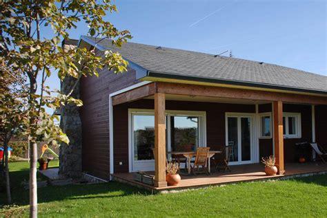 casa con porche porches de madera y cenadores de alta gama