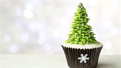 cupcake con 225 rbol de navidad en cocina recetas postres